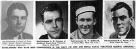 New Zealand Herald, Volume 79, Issue 24246, 11 April 1942 Sub Lieutenant I. Curd of Pukekohe, Royal Naval Volunteer Reserve (Imperial) - No known copyright restrictions.