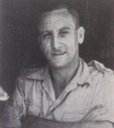 Ex Officer's Book, 14th Brigade, N.Z.E.F.I.P.