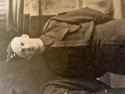 Hemming Douglas aged 24