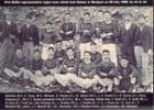 'First Buller representative team which beat Nelson at Westport on 30 July, 1895, by six to nil.'   - No known copyright restrictions.