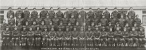 Denness Gilbert is on the top row, smiling - Image may be subject to copyright restrictions. This image was anonymously uploaded and the copyright holder does not wish to be contacted.