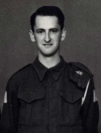 Portrait of Raymond V Lovell
