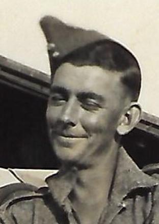 Photo taken during WW2