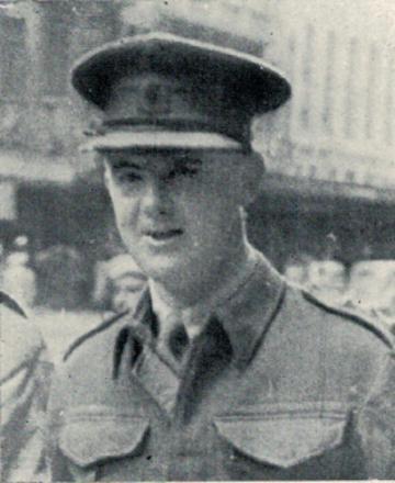 Ex Officer's Book, 14th Brigade