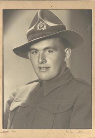 Corporal #446633 2nd NZEF N.Z.A.C. 1923-1996