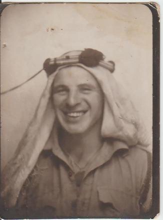 Photo taken in Cairo WW2