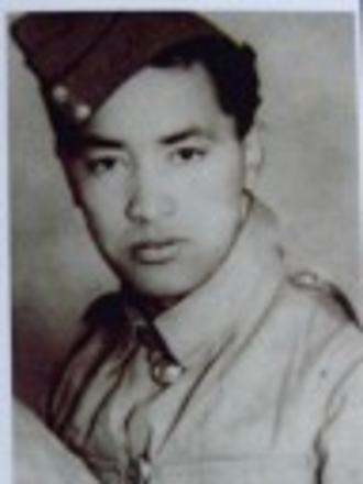 Private Wallace Mahuika # 65297 28th Maori Battalion