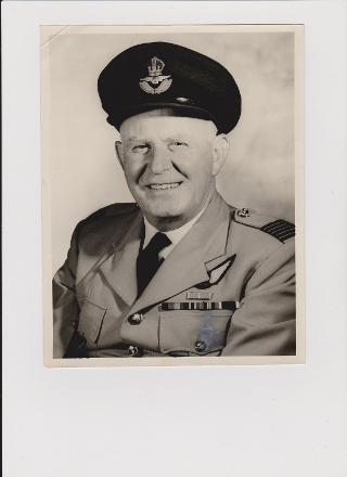 Wing Commander A L Partelow RNZAF