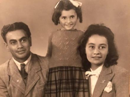 Grandad Mum and Nana