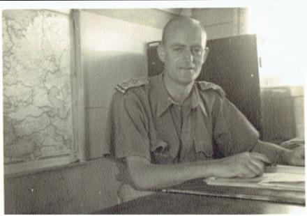 Captain Fred Casement Aickin