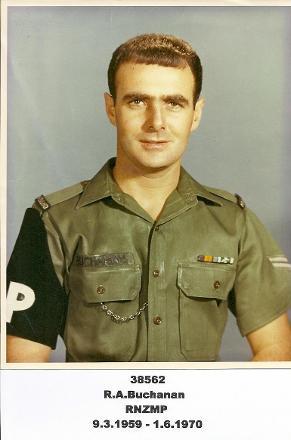 Buck Buchanan In Uniform