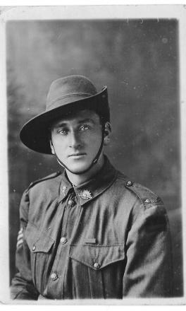 Henry Carr from the AWM collection