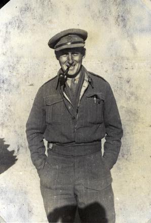 Captain Kenneth White
