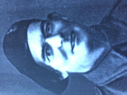 Fred Brown in Army Uniform