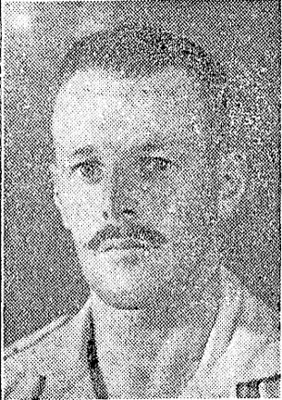 PTE. ERIC ROBERT SCOTT, previously reported missing, who has now been reported as having been killed in action at El Alamein.