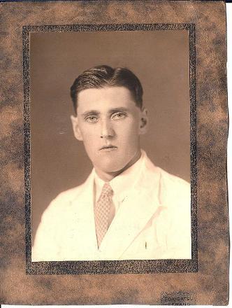 Portrait of Jack Forrest McKenzie