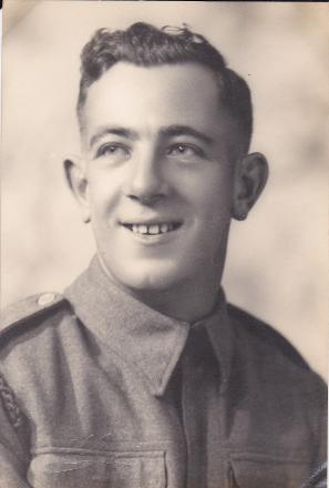 Taken at Trenthham Military Camp