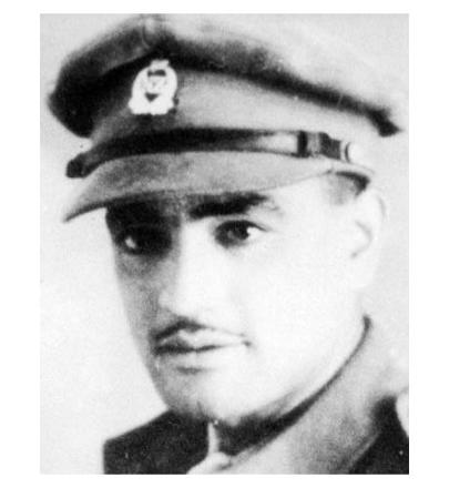 Captain Nepia Mahuika # 65296 embarked with the 10th Reinforcements of the NZ 28th Maori Battalion