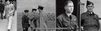 Pilot-Officer Robert Crozier - of New Zealand. - All rights reserved.