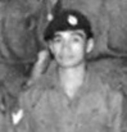 Cpl Raumoa KINGI, 2 Platoon, Victor 1 Company.