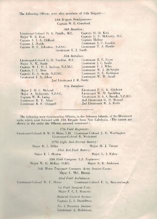 Ex Officers' Book, 14th Brigade, N.Z.E.F.I.P.