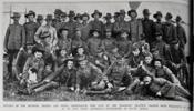 members of the 7th, 8th and 9th New Zealand Contingents who left by the troopship 'Drayton Grange' from Wellington on 14 April to join their respective contingents in South Africa  - No known copyright restrictions.