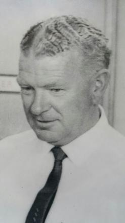 Taken approximately 1965. Newton Cramer was my father-in-law.  He passed away 1 April 1967
