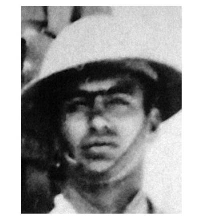 Private Maungarongo Ngatai (Pat Ngatai), he embarked with the Main Body. He was wounded once.