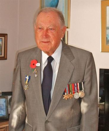 Age 92  ANZAC Day 2012