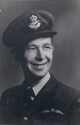 Portrait of Brian Layne (s/n NZ401393)