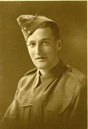 Military portrait.