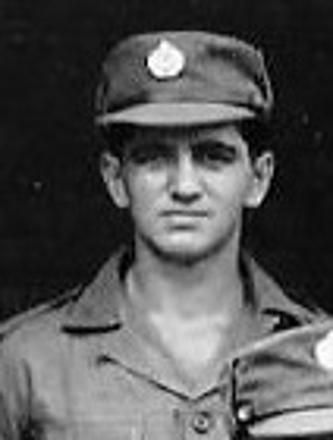 Eric DOHERTY; Support Group, Mortar Platoon, Taiping Malaya  1959