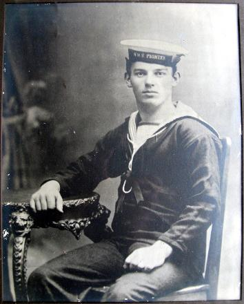 Frederick John Bowers circa 1910-1912