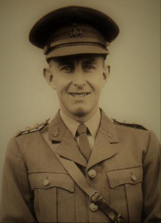 Capt. Ian Dixon WWII