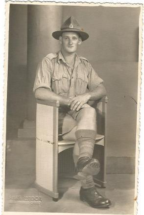 Hector Henry Cornwall - WW2