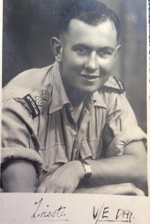 Patrick Webb WW2