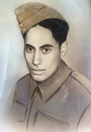 Son of Tiria Apanui Brother to Private Karangawai Apanui