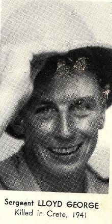Killed in Crete, 1941