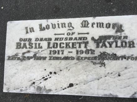 Basil laid to rest, Boxhill cemetery, Melbourne, Australia