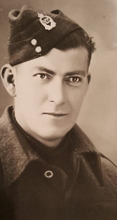 William Arthur Phipps In full uniform