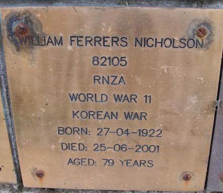 "William ""Ferrers"" Nicholson"
