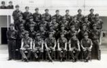 """Victor 6 Company April 1972. Pani (Jumbo) KAHUKURA = Back Row #4. Lest we Forget. - Image may be subject to copyright restrictions. <a href=""""mailto:dieppe.barracks@hotmail.com"""">dieppe.barracks@hotmail.com</a>"""