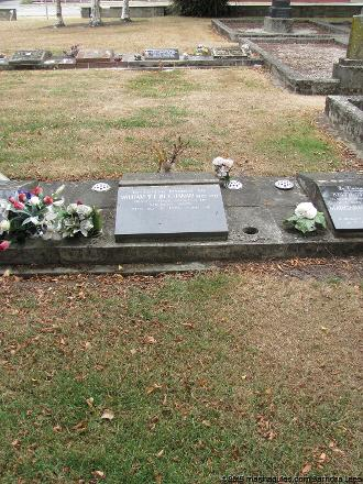 Photographed 23 February 2015 Waimairi Cemetery, Christchurch, New Zealand