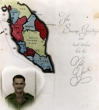 Tommy Anderson (RNZAC) Malaya