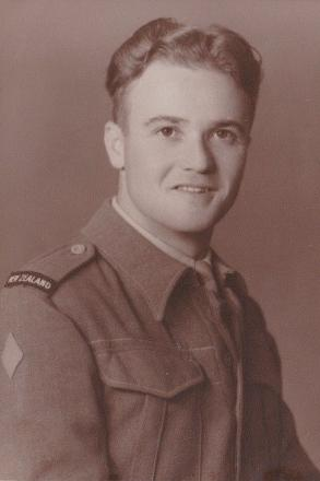 My father Wallie taken sometime towards the end, or after WWII