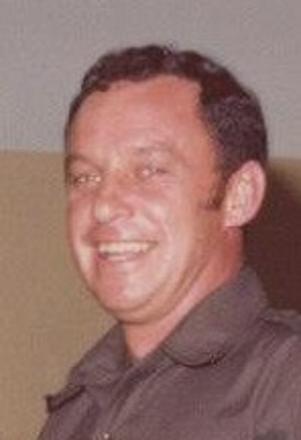 X212173 Brian Evan (Bub) HOLMES - Alpha Company Sergeant Major (CSM) 1 RNZIR (Dieppe Barracks, Singapore) 1983/85.