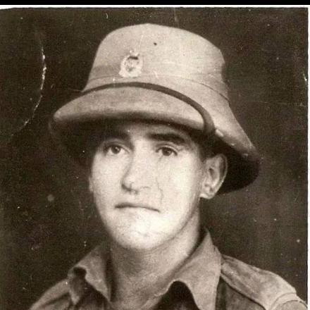 Dolphas King (Digger) 28th Maori battalion A company