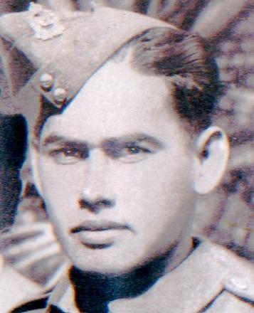 Harry Douglas Irwin DoB: 18/04/1921
