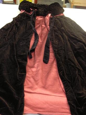 cloak, woman's