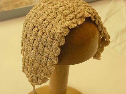 cap, crochet
